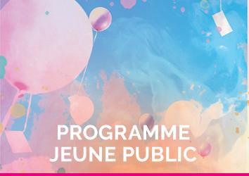 Carré Sainte Maxime Programme Jeune Public 2021