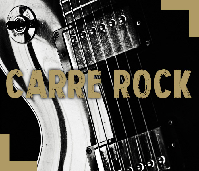 CARRE ROCK